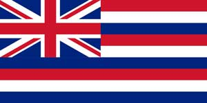 Flag of Hawai`i