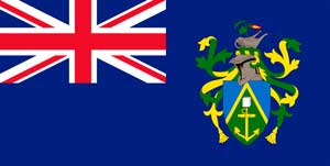 Flag of Pitcairn Island