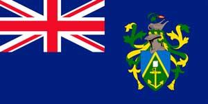 Flag of Pitcairn Island