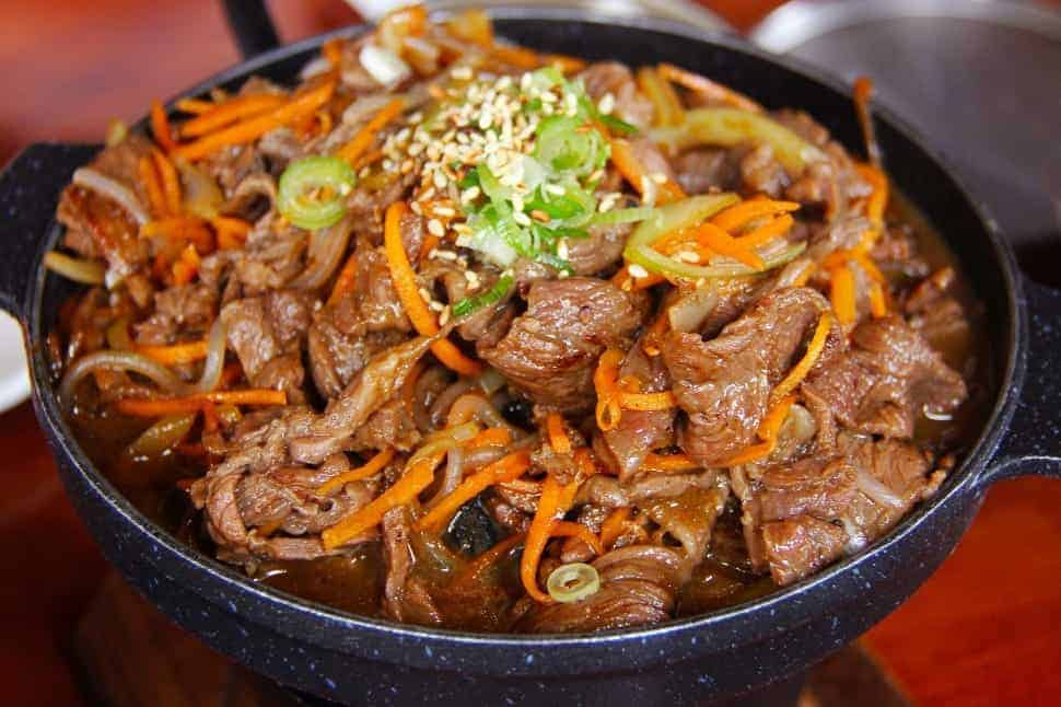 Korean Beef Bulgogi   Homemade Recipes   Guarani Fusion ...