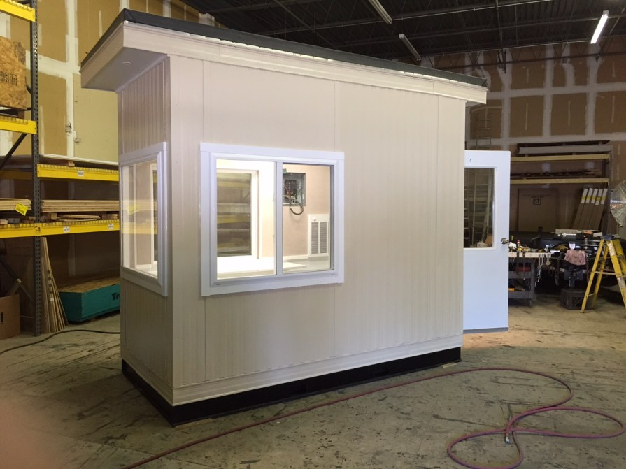 Fordham Realty-Security Booth-6 x 10