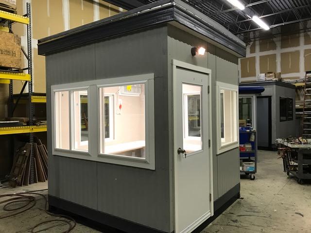 8 x 8-Guard Booth-Standard