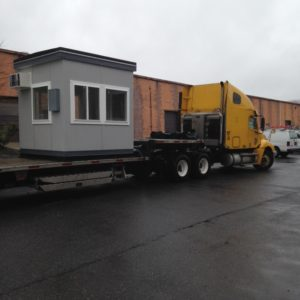 8 x 8 Operator Booth-Howard Energy Marvick Fuel Oil Terminals