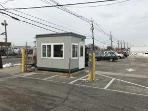 8 x 10 Guard Booth-90 MPH Zone