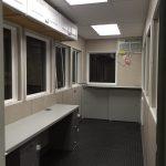 6 x 16 Custom Guard Booth