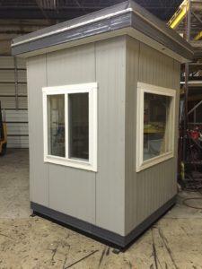 6x6 Operator Booth-Vancon