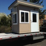 Woods Development-Security Guard Booth-6 x 8