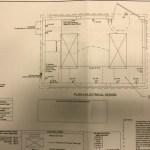 Guard Booth, Guard Shack, Guard House Drawings-Floor Plan