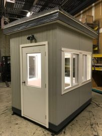 Guard Booth-Prefabricated