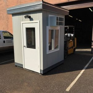 6 x 6 Guard Booth