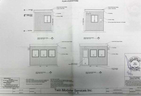 Engineered Drawings-PE Sealed