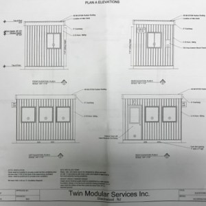 Engineered Drawings-PE Sealed