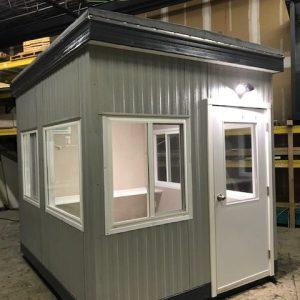 8 x 10 Guard House-810GHA