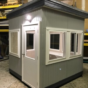 8 x 8 Guard Houses-Guard Shacks