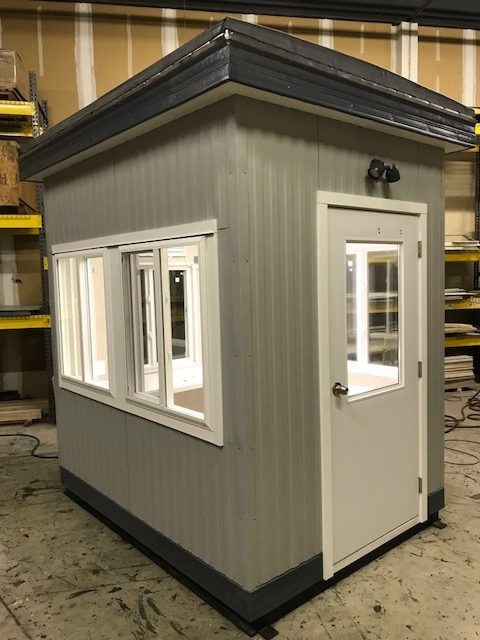 6 x 8 Guard House-Verona A-68GHA