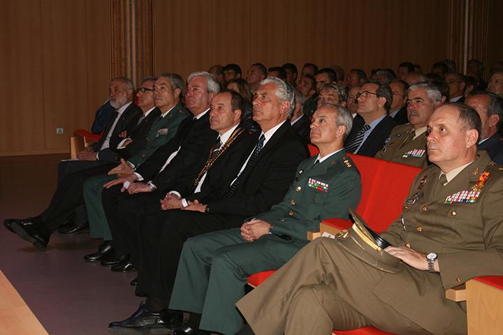 """Las Unidades de Montaña de la Guardia Civil de Aragón reciben  el """"XXIII Premio a la Excelencia Profesional"""""""