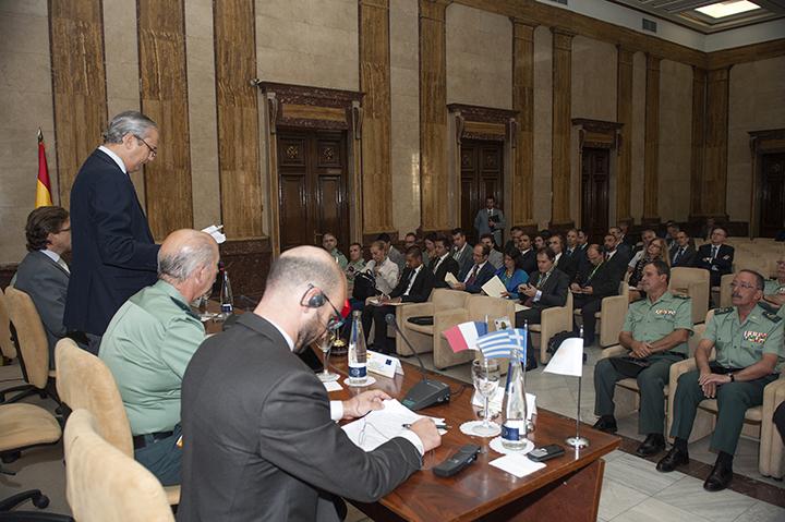 Nuevo marco de colaboración entre países del Mediterráneo para luchar contra la inmigración irregular