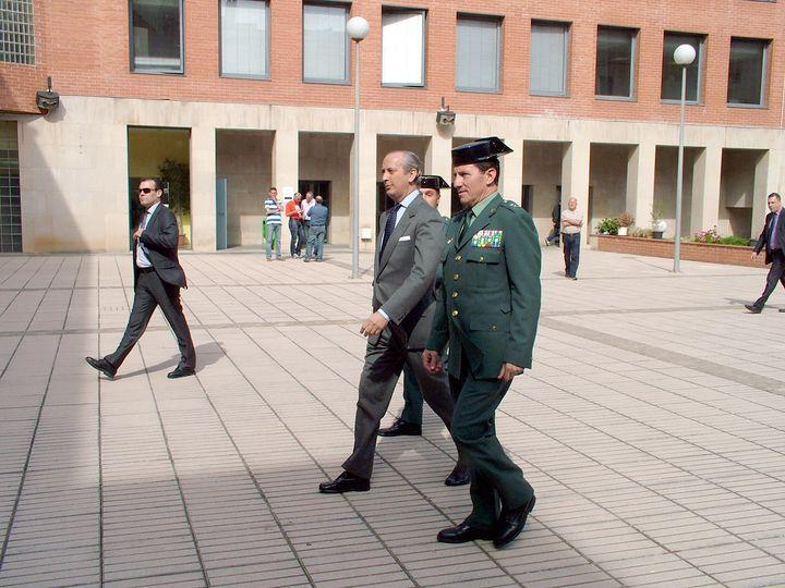 """El Director General de la Guardia Civil inaugura las II Jornadas de Derecho Procesal e Investigación Criminal """"Crimen Organizado"""""""