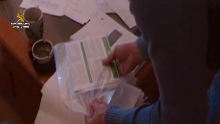 La Guardia Civil desmantela una asociación que se lucraba mediante cursos no homologados