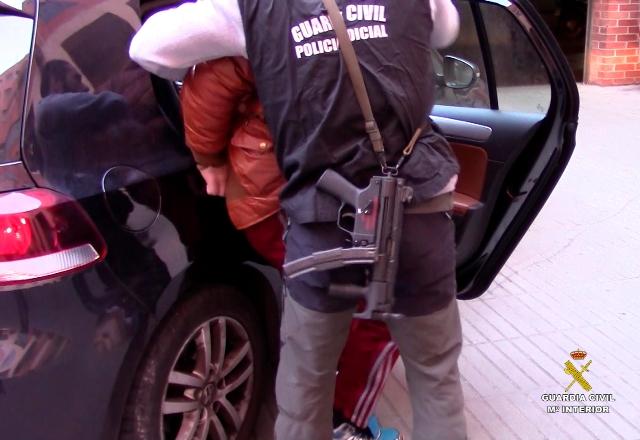 Detenido en España un miembro de la Camorra italiana encargado de coordinar el tráfico de drogas entre Sudamérica, Marruecos  e Italia