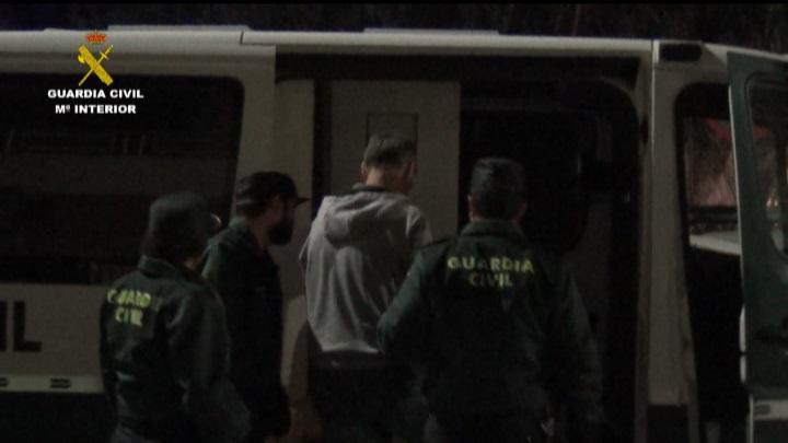 La Guardia Civil detiene a Yuriy Kolobov ex-ministro de finanzas ucraniano