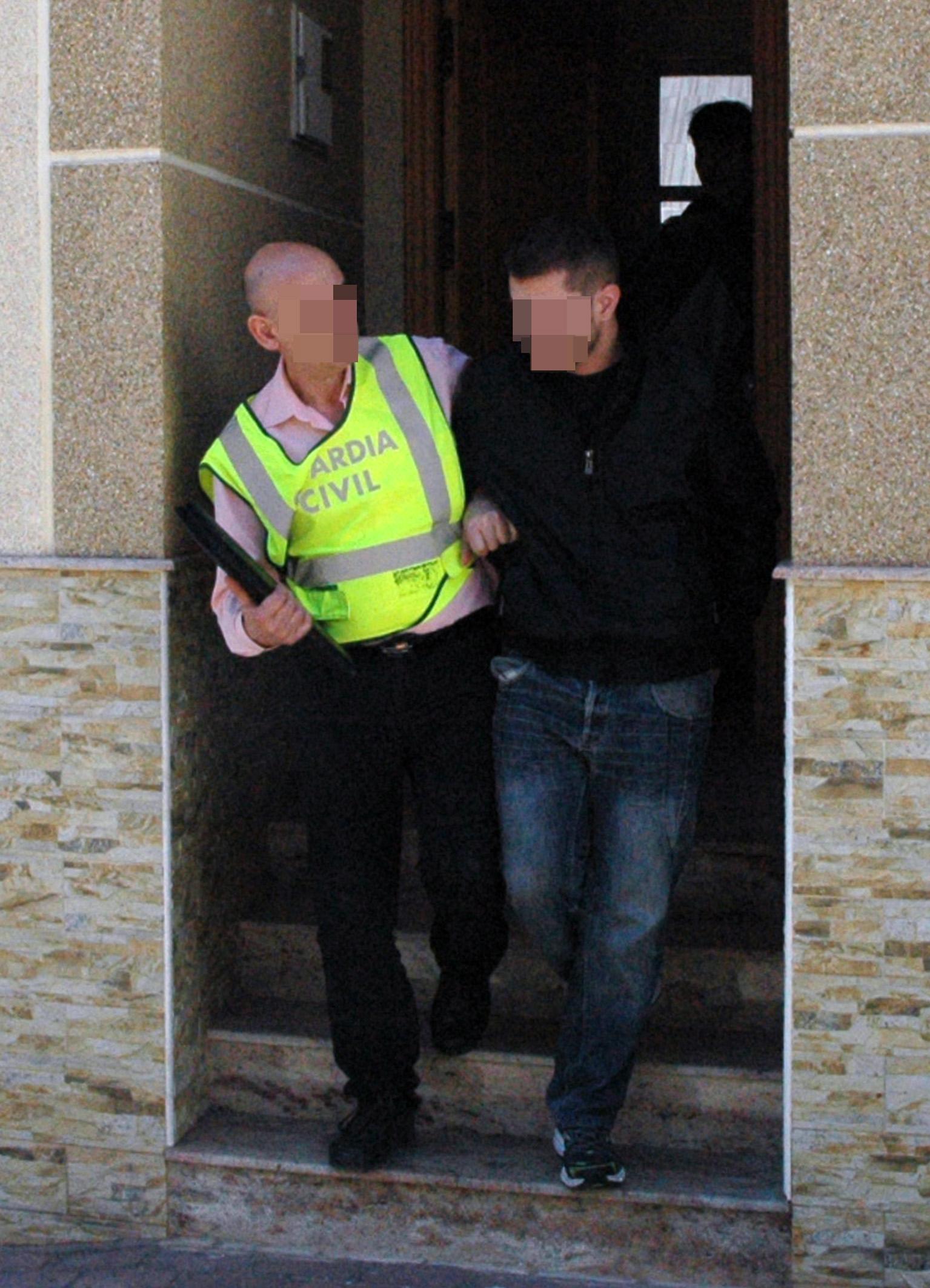 La Guardia Civil detiene a una persona por difundir en las redes sociales mensajes ofensivos que incitan al odio y la violencia