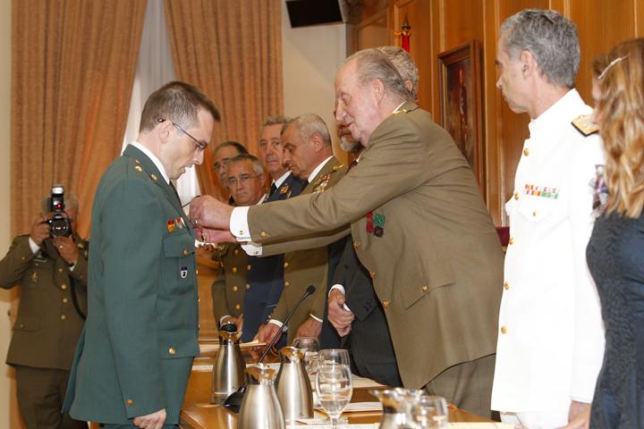 Un Comandante de la Guardia Civil ha obtenido el Número UNO del XIII Curso de Estado Mayor de las Fuerzas Armadas