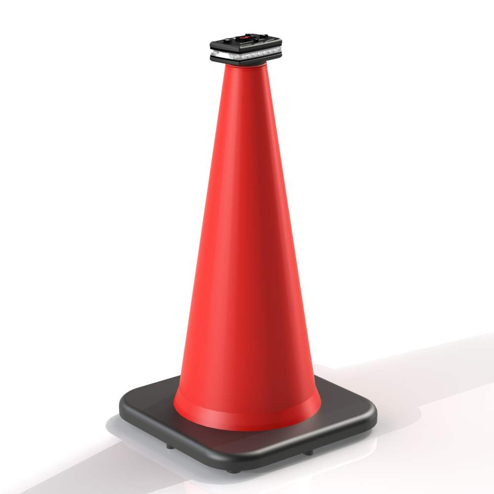 Safety Cone Mount with Magnetic Mount