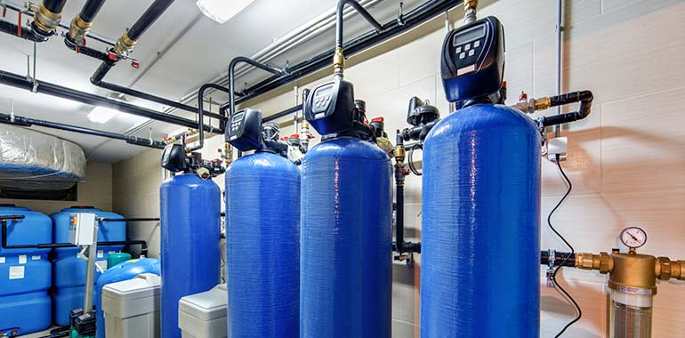 Residential Home Water Treatment System Repair  Installation
