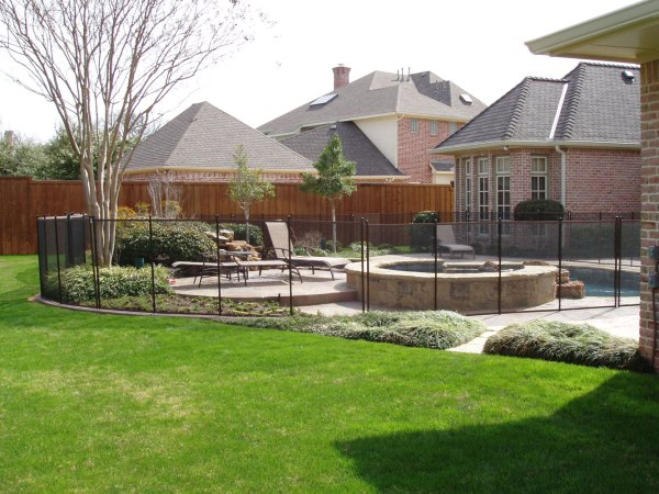 poolside landscape design ideas