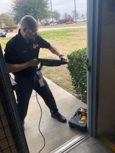 locksmith job