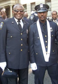 NYS Court Officers Aaron Manley & Tyrone Sanders