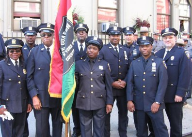 Our officers at the 2006 African American Day Parade.