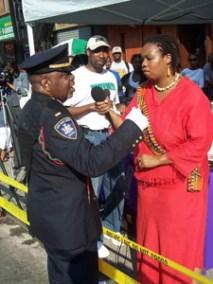President Eugene Jordan Interviewed