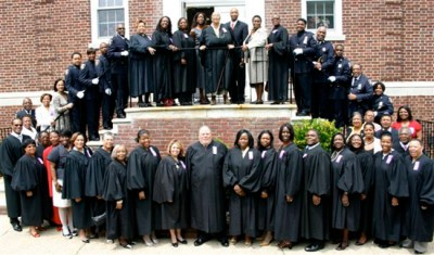 Judicial Sermon Group 2010