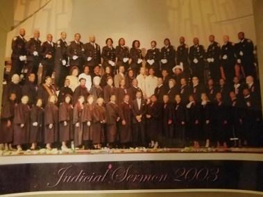 2003 Law Sermon