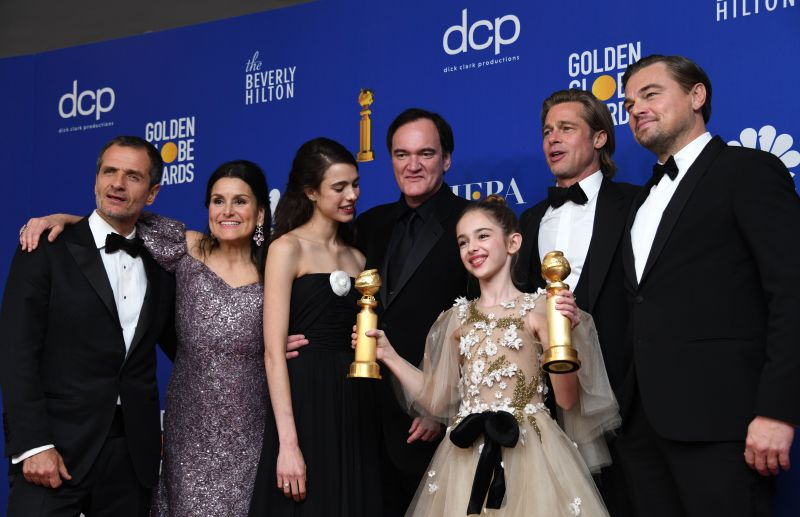 "Critics Choice Awards rendem-se a Tarantino e a ""Era uma vez…em Hollywood"""
