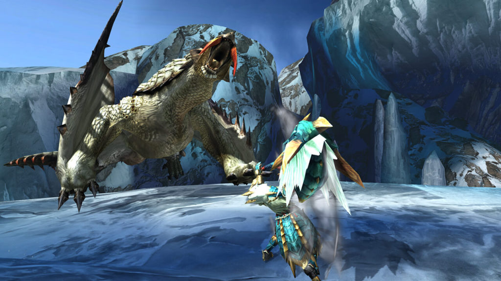 Monster Hunter Generations Ultimate 01