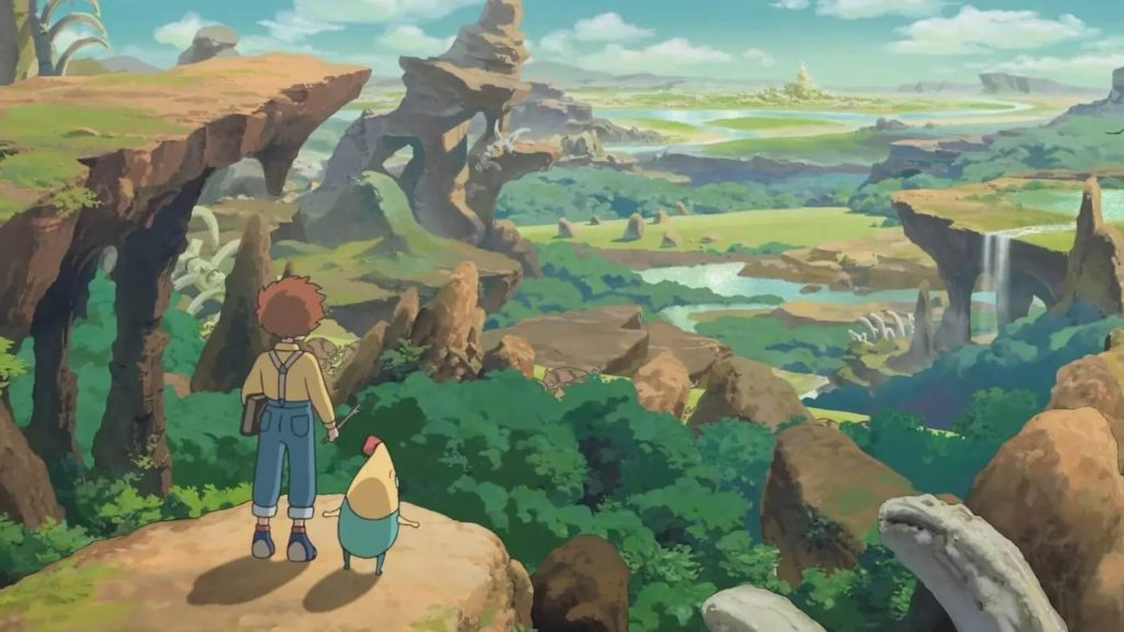 Summer Sunset Sales Ni No Kuni Capa
