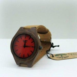 Orologio in legno Green Time