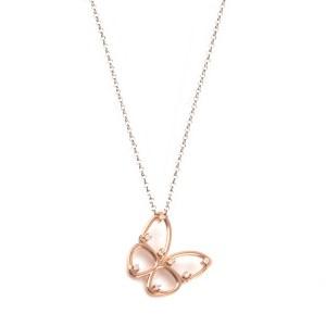 Collana ciondolo farfalla in argento 925
