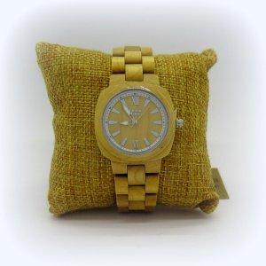 Orologio donna in legno Green Time