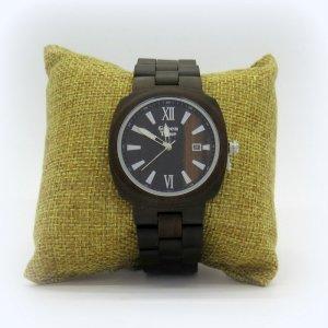 Orologio unisex in legno Green Time