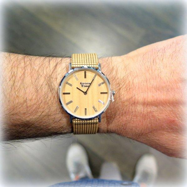 Orologio Green Time unisex