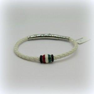 Bracciale bandiera italiana uomo Italia