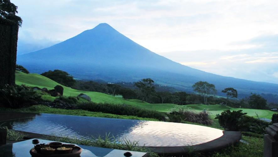 Hotel en Guatemala tiene una de las mejores piscinas privadas del mundo