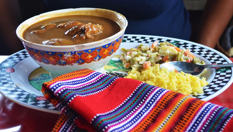 Restaurantes de comida tpica en Guatemala que deberas