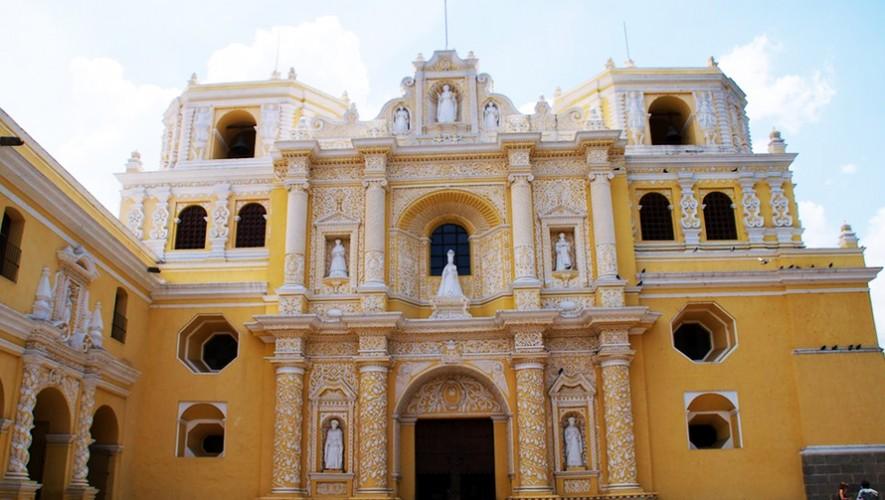 Iglesia La Merced  Lugares que tienes que visitar si