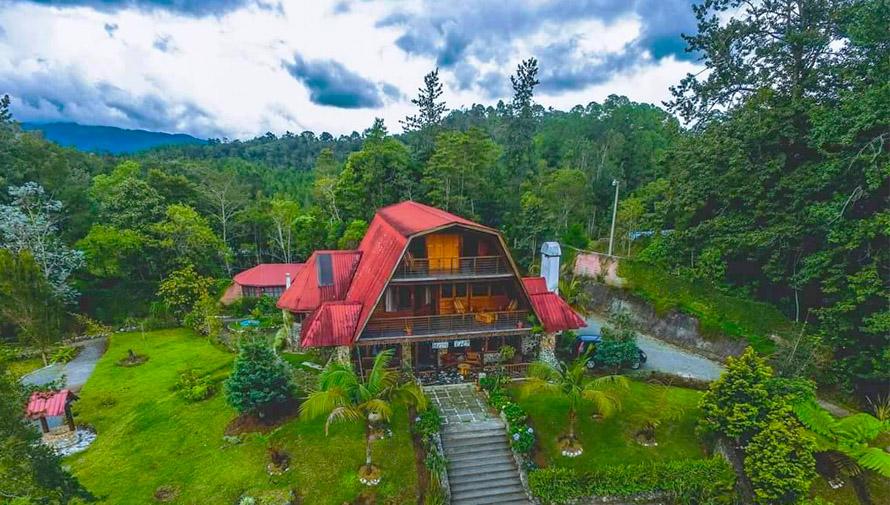 Hoteles baratos en Cobn Guatemala
