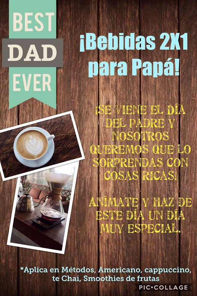 Promociones por el Da del Padre en Guatemala 2017